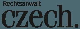 Logo Rechtsanwalt Czech